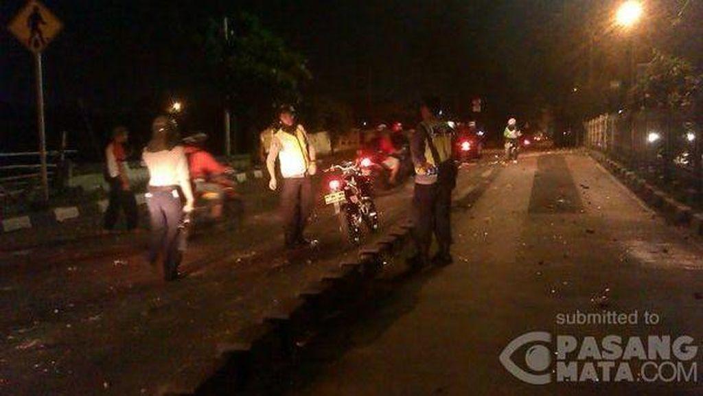 Tawuran di Sekitar Klender Bubar, Polisi Masih Berjaga