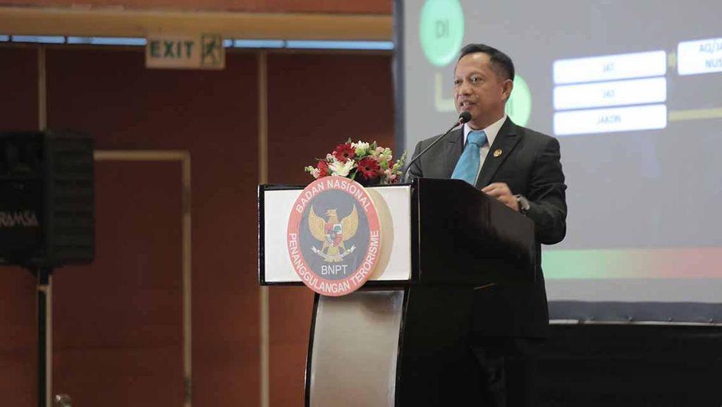 Kepala BNPT Berharap Pansus DPR Terima Segala Masukan untuk RUU Terorisme