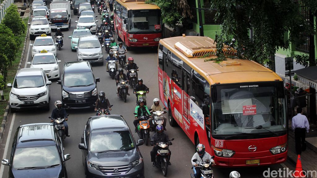 Bus TransJ Mangkrak Terkait Korupsi, Ahok: Diamkan Saja, Kita Nggak Mau Ambil