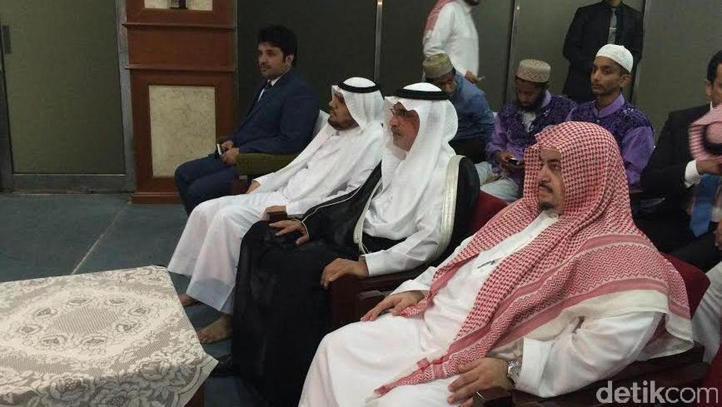 Keluarga Kerajaan Saudi Gelar Lomba Hafalan Quran di Istiqlal: Pemenang Naik Haji