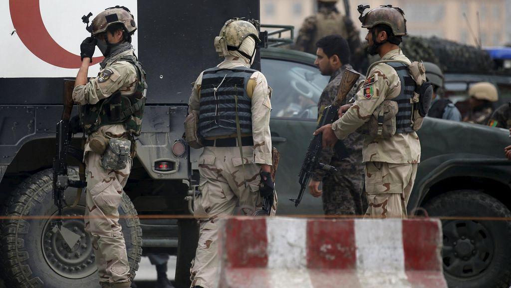 Korban Tewas Akibat Bom Diri di Afghanistan Bertambah Jadi 30 Orang