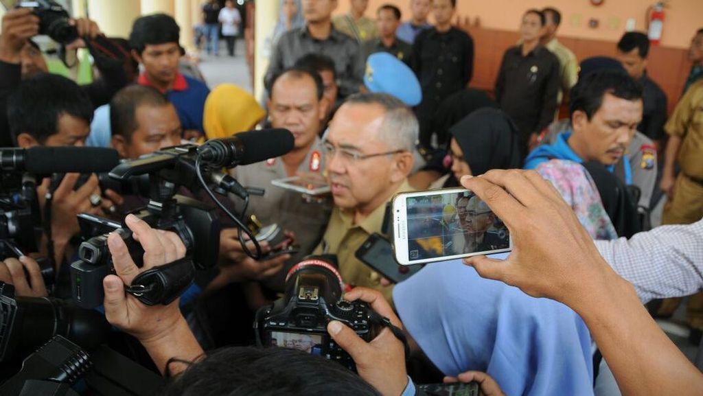 Kata Plt Gubernur Riau soal Penundaan Pelantikan Bupati Rohul dan Pelalawan