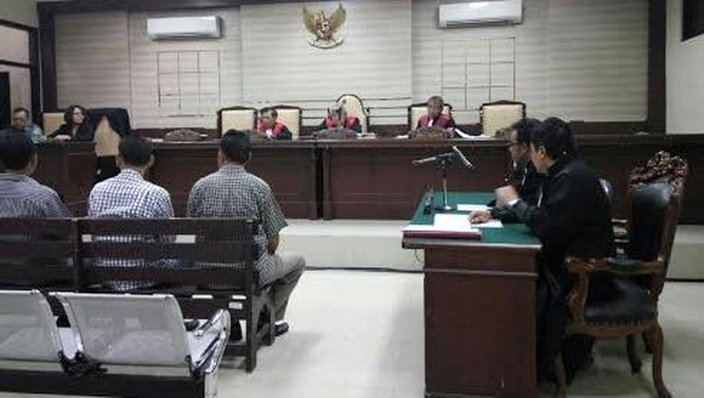 Tiga Eks Ketua Komisi di DPRD Lamongan Divonis Satu Tahun Penjara