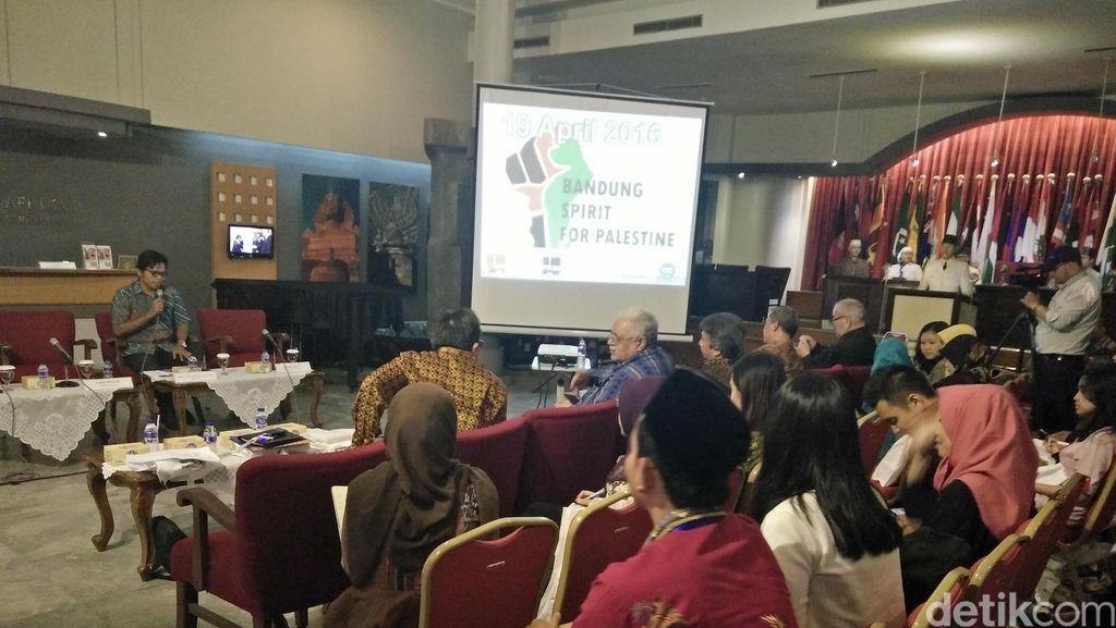Indonesia Terus Berusaha Dukung Kemerdekaan Palestina dengan Aksi Nyata
