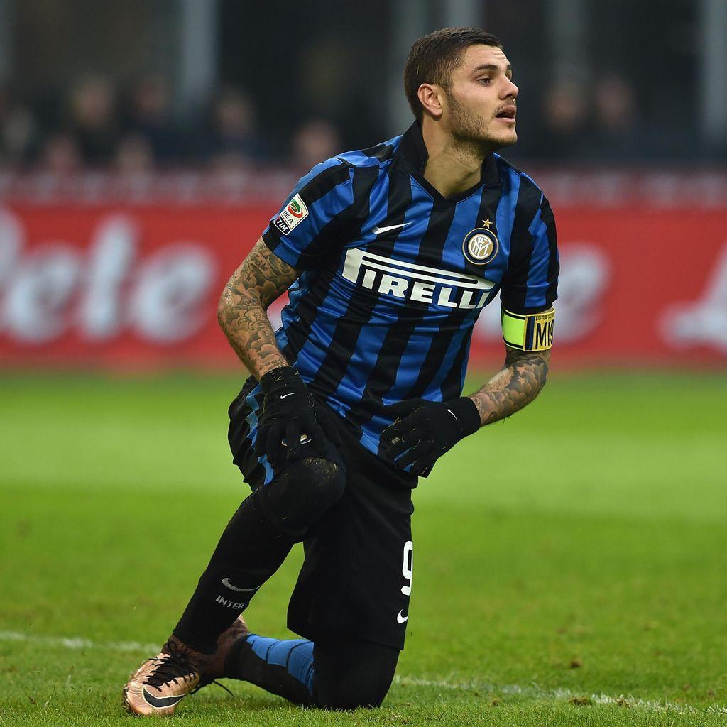 Inter Kembali Tegaskan Takkan Jual Icardi