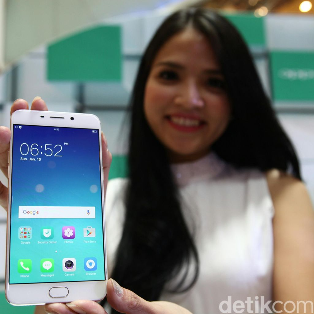 Lewati Huawei, Oppo Jadi Raja Ponsel China