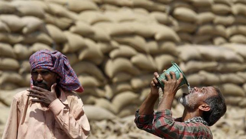 Lebih dari 100 Orang Tewas Akibat Gelombang Panas di India