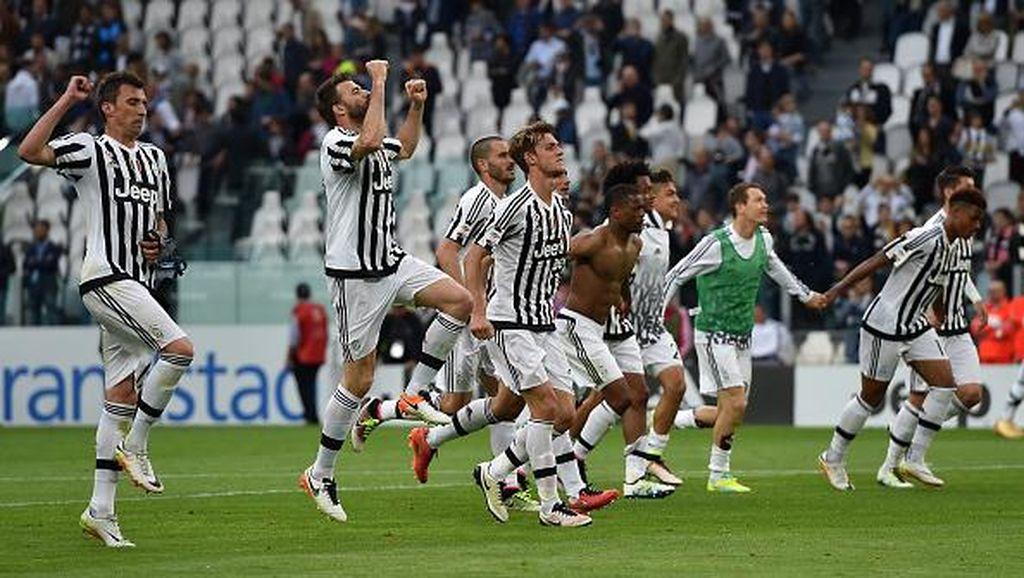 (Masih) Mengejar Juventus