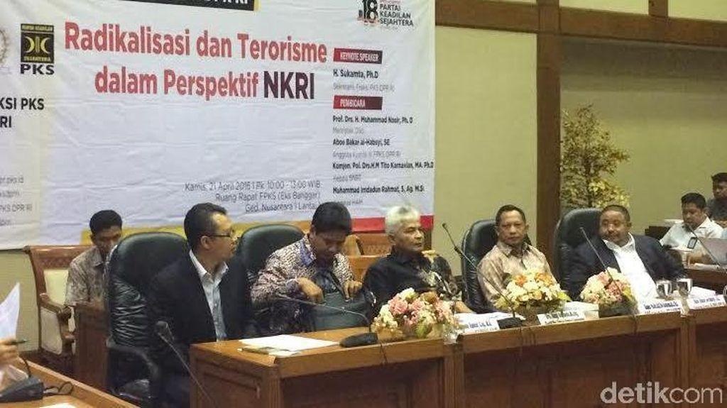 Komjen Tito: Butuh Upaya Preventif dan Rehabilitasi dalam Tangani Terorisme