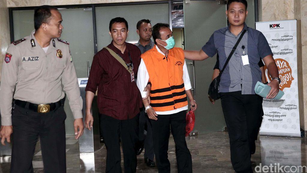 Kasus Suap PN Jakpus, KPK Periksa Edy Nasution