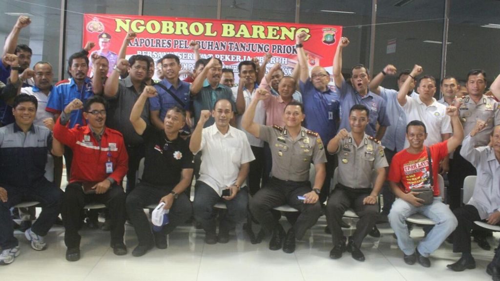 Jelang May Day, Polisi Beri Imbauan ke Serikat Pekerja di Pelabuhan Priok