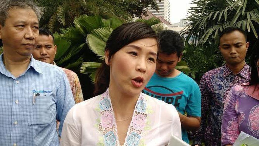 Pesan Hari Kartini Veronica Tan: Ibu-ibu, Ayo dong KB!