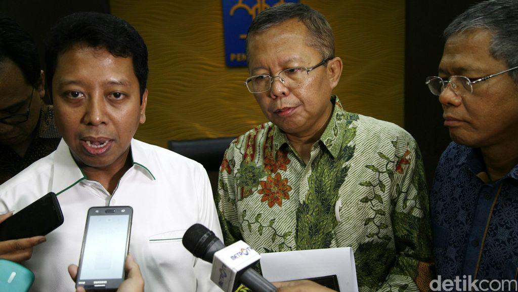 Soal Kursi untuk Golkar dan PAN, PPP: Jokowi Akan Bijaksana