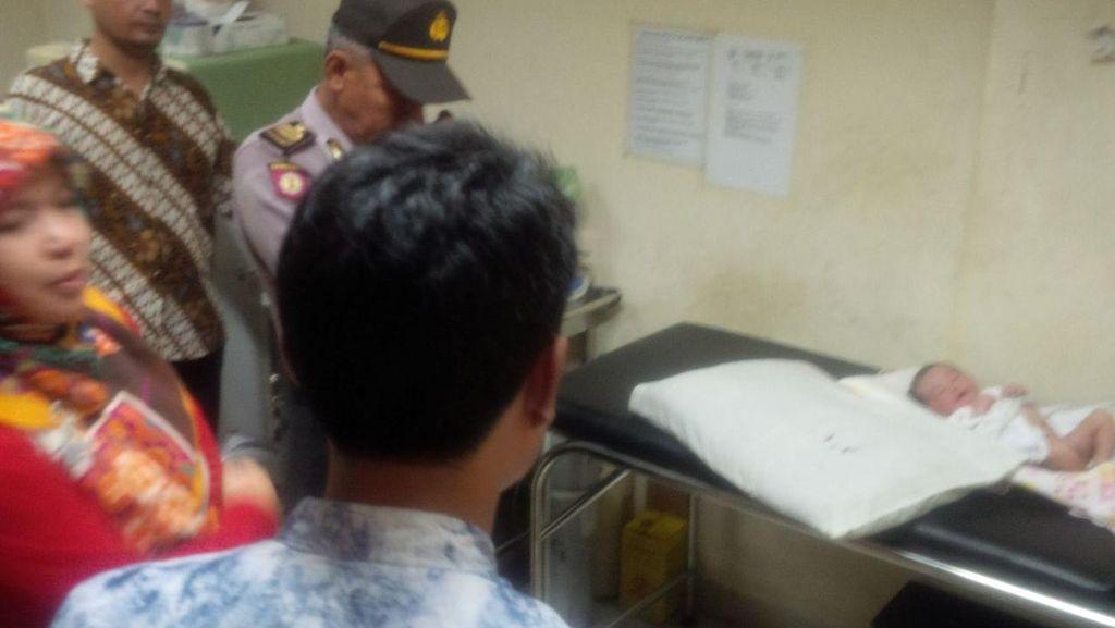 Polisi: Bayi yang Ditemukan di Pos RW Pasar Minggu Diduga Korban Penculikan