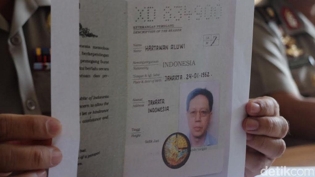 Kronologi Penangkapan Buron Kasus Century Hartawan Aluwi di Singapura