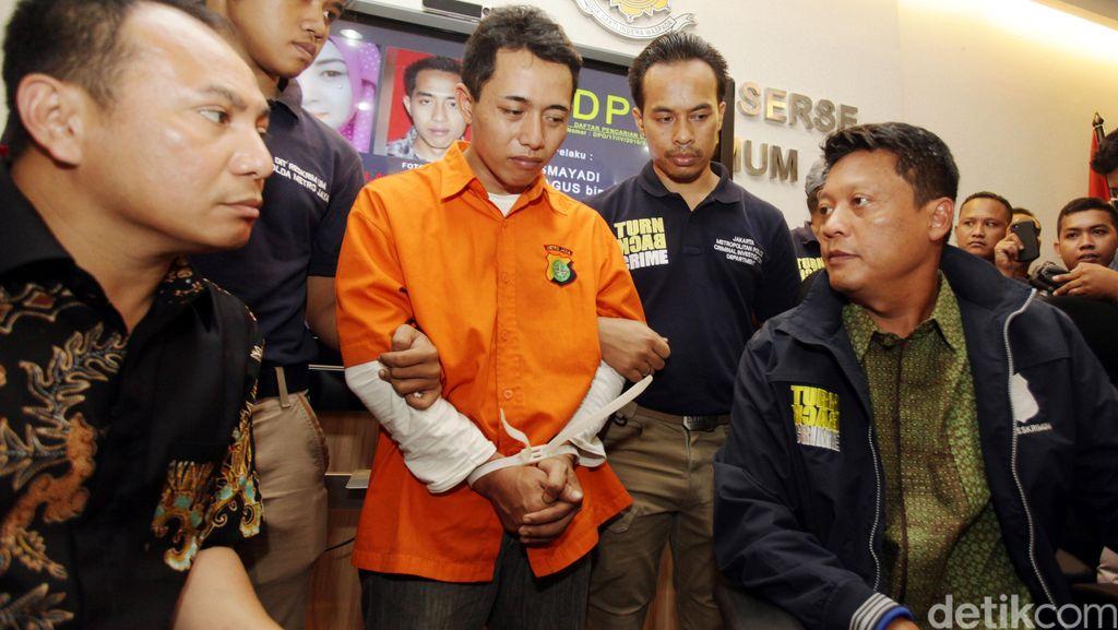 Polisi: Agus Diserahkan ke Polresta Tangerang