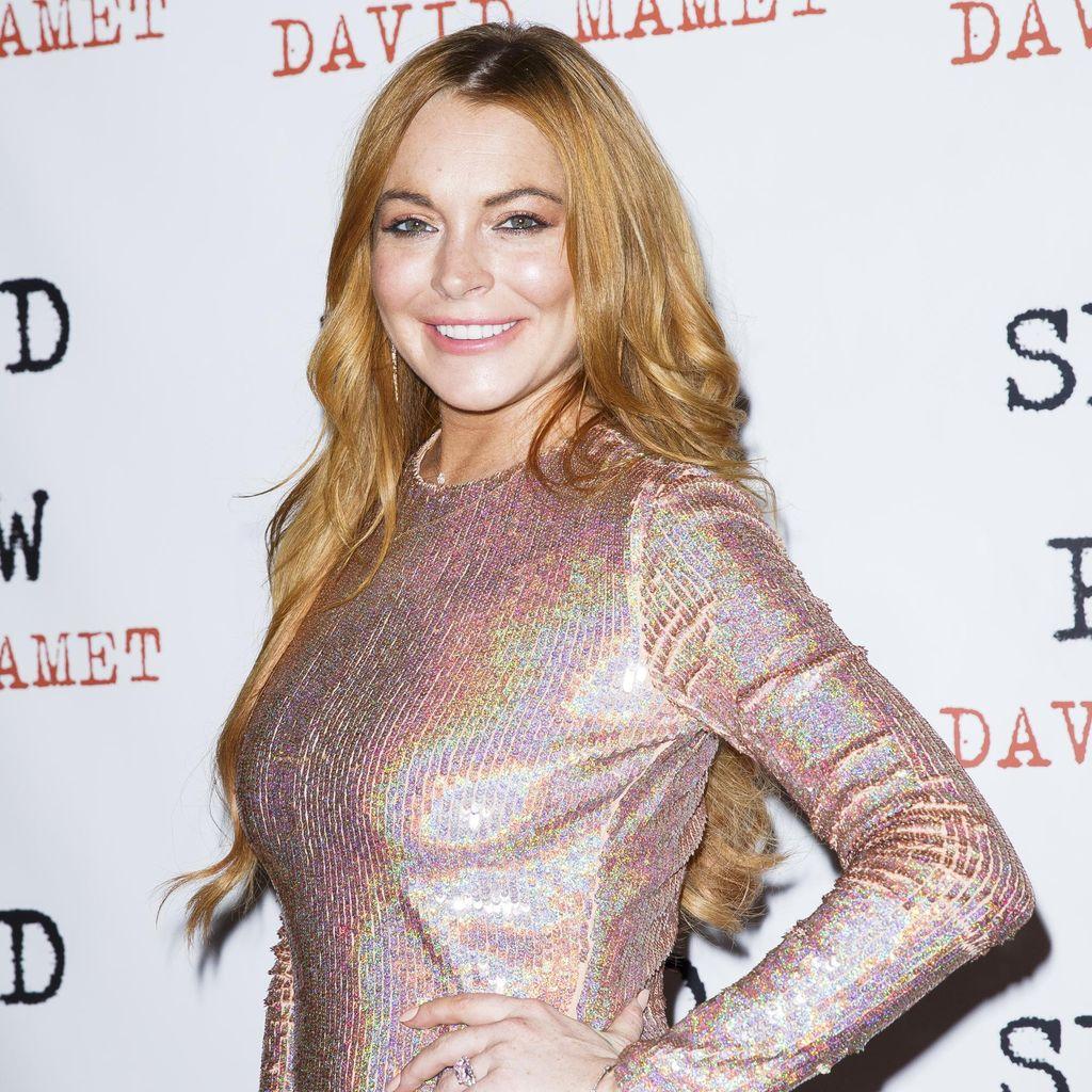Umbar Pertengkaran dengan Tunangan di Medsos, Lindsay Lohan Minta Maaf