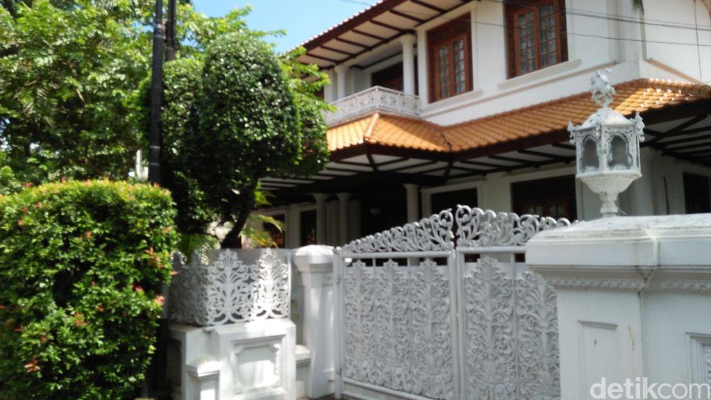 Rumah Mewah Samadikun Hartono di Menteng Ditempati Keluarganya
