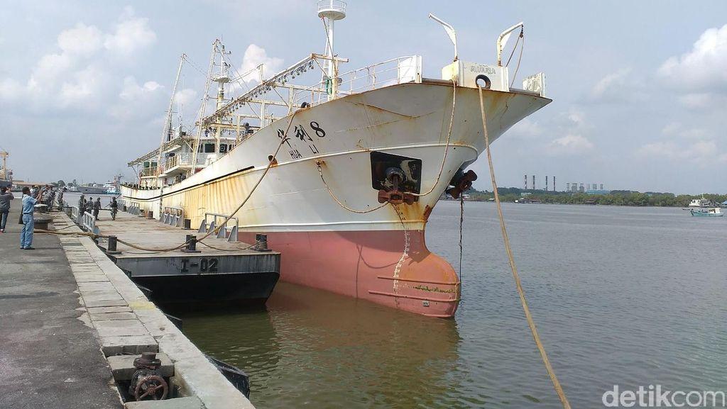 Indonesia Panggil Pemerintah Argentina Terkait Penangkapan Kapal Ilegal