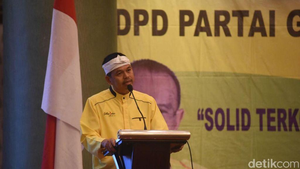 Pengurus Golkar Jabar Dilantik pada Hari Lahir Pancasila di Sentul