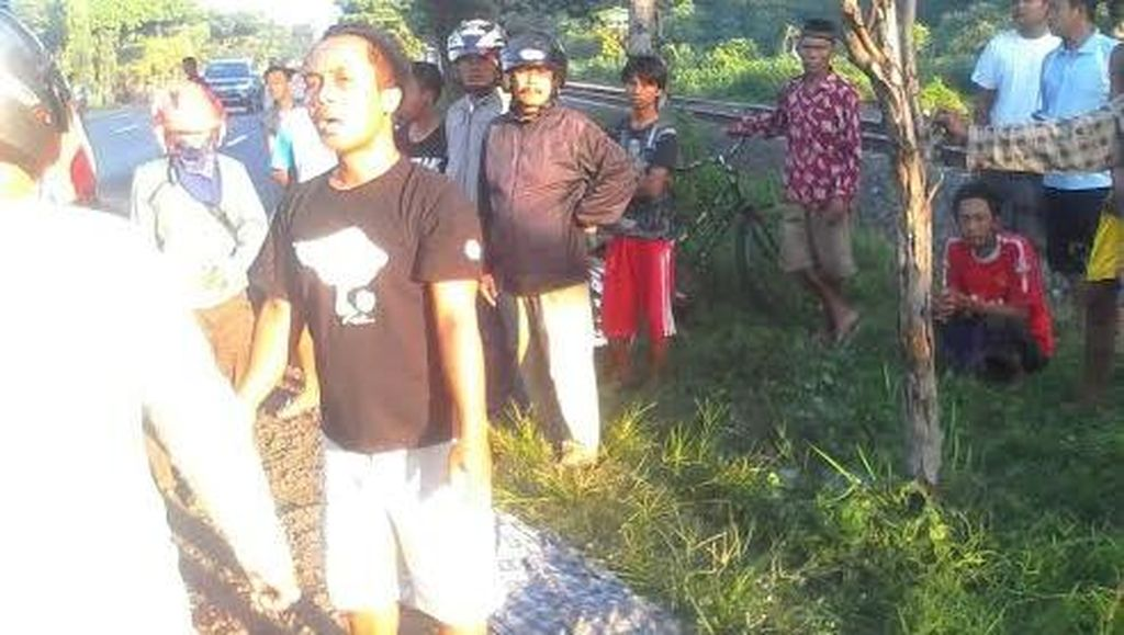 Kakak Beradik Jadi Korban Tabrak Lari, Satu Orang Tewas