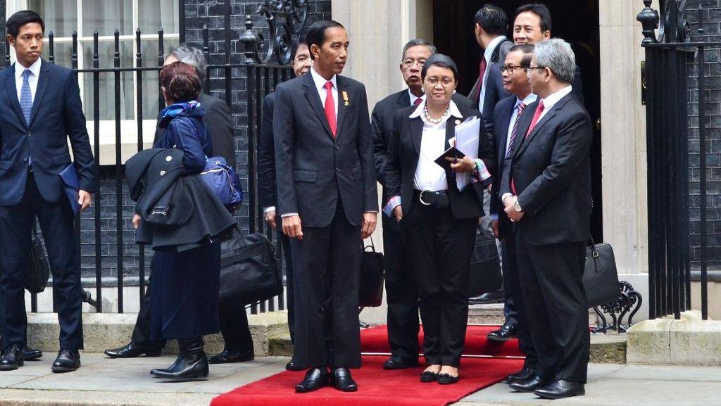 Melihat Lebih Jelas Hasil Kunjungan Presiden Jokowi ke Eropa