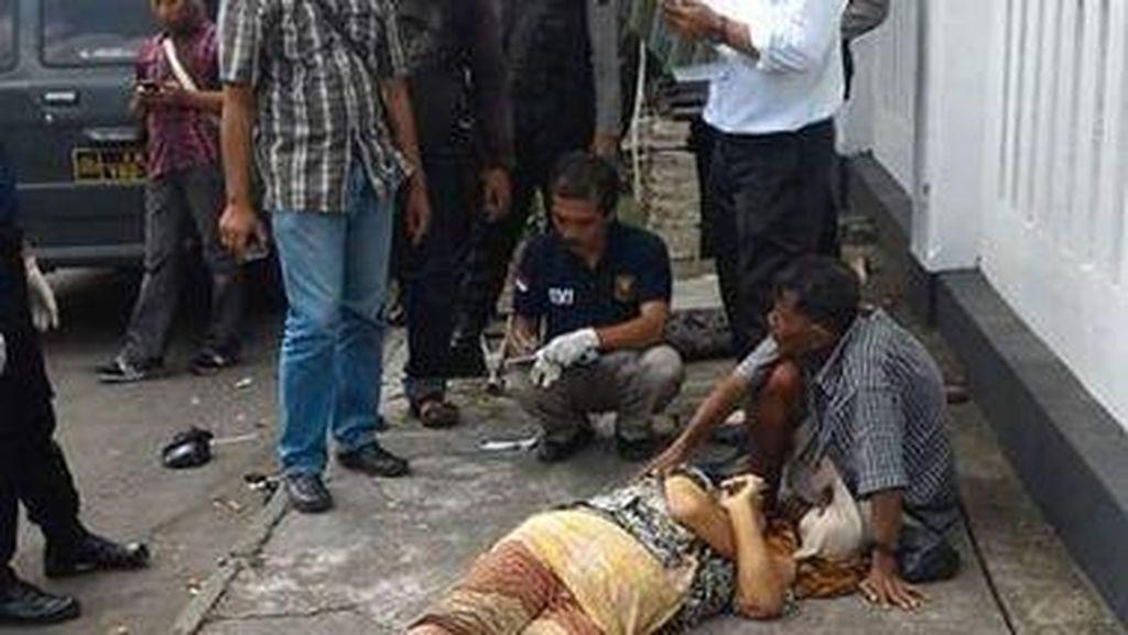 Wanita Tanpa Identitas Ditemukan Meninggal di Samping PN Surakarta