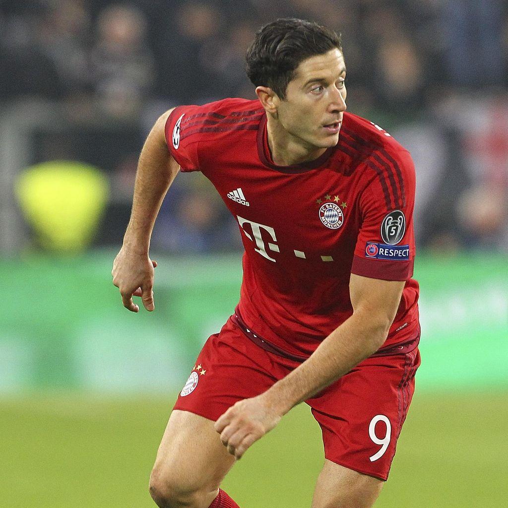 Bayern Takkan Menggaji Lewandowski Gila-gilaan