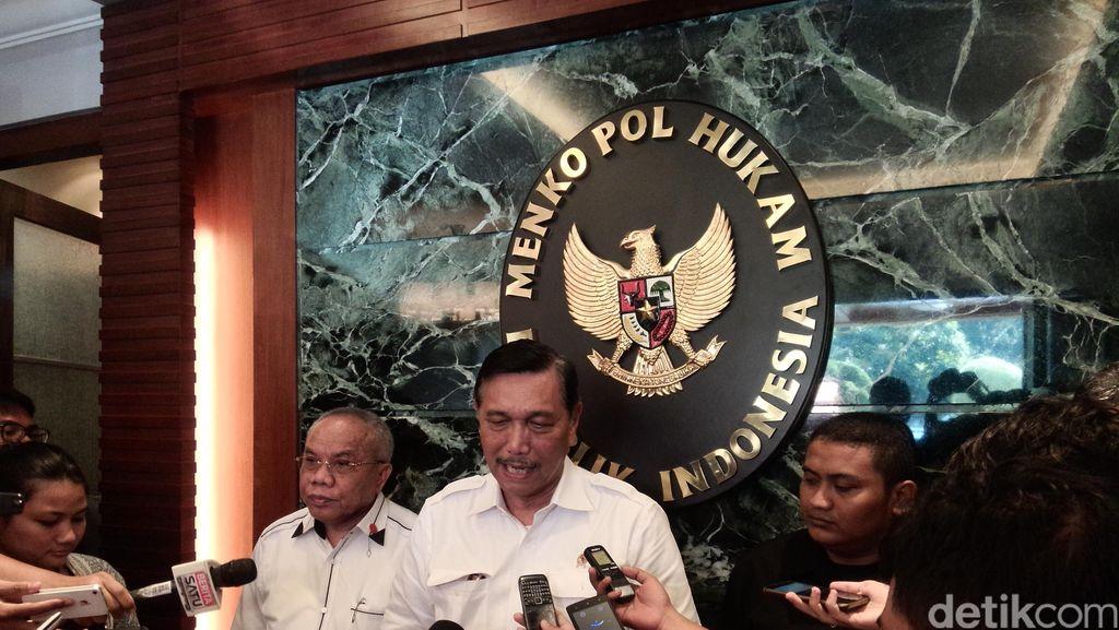 Megawati Sebut Tebusan 10 WNI Dibayar, ini Kata Menko Luhut