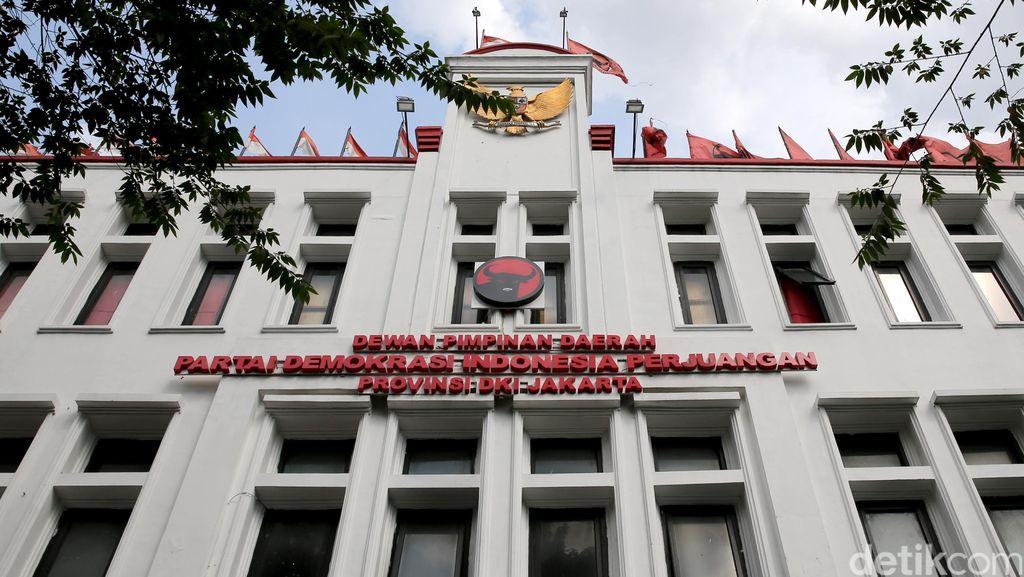 Ady Widjaja Jadi Ketua DPD PDIP Jakarta