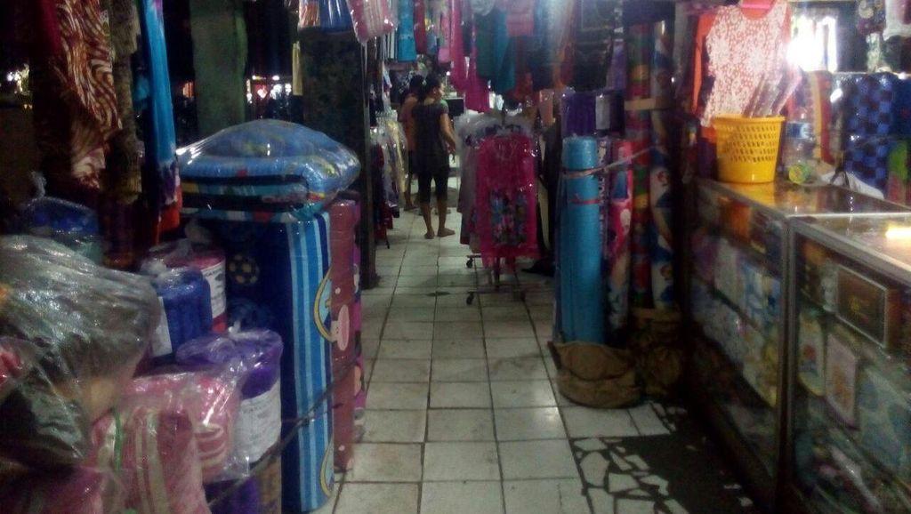 Curhat Pedagang Pasar Rumput Tentang Revitalisasi dan Ancaman Kehilangan Kios
