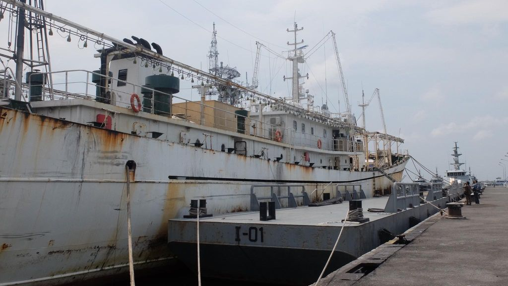 4 WNI ABK Kapal Buronan Argentina Digaji Hanya USD 230 Per Bulan