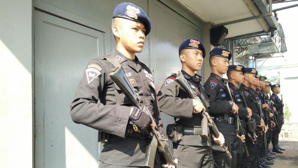 Rusuh di Lapas Gorontalo, Polisi Selidiki Bom Molotov yang Dilemparkan Napi