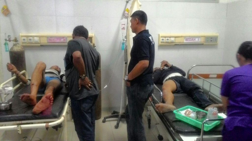 Polisi Bekuk Kawanan Perampok yang Gasak Rp 50 Juta di Toko Kopi di Samosir