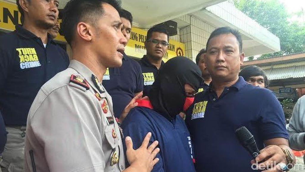 Ngaku PNS di Facebook, Rizal Gasak Perhiasan Janda Anak Satu