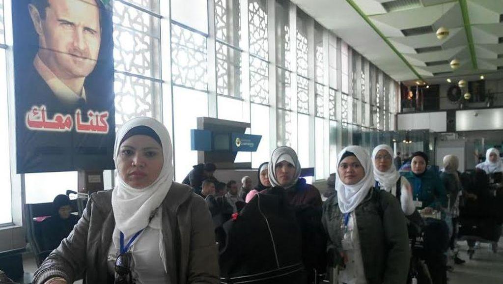 41 WNI Kembali Dipulangkan dari Suriah, Termasuk TKW yang Selamat dari Kepungan ISIS