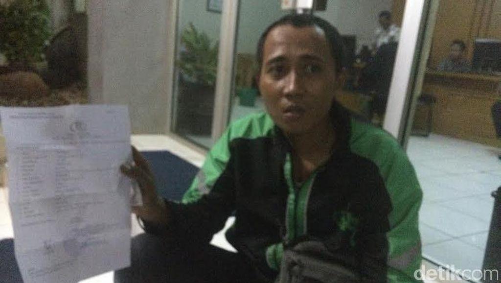 Driver GrabBike Ditipu Penelepon yang Mengaku Orang Bank, Rp 11 Juta Raib