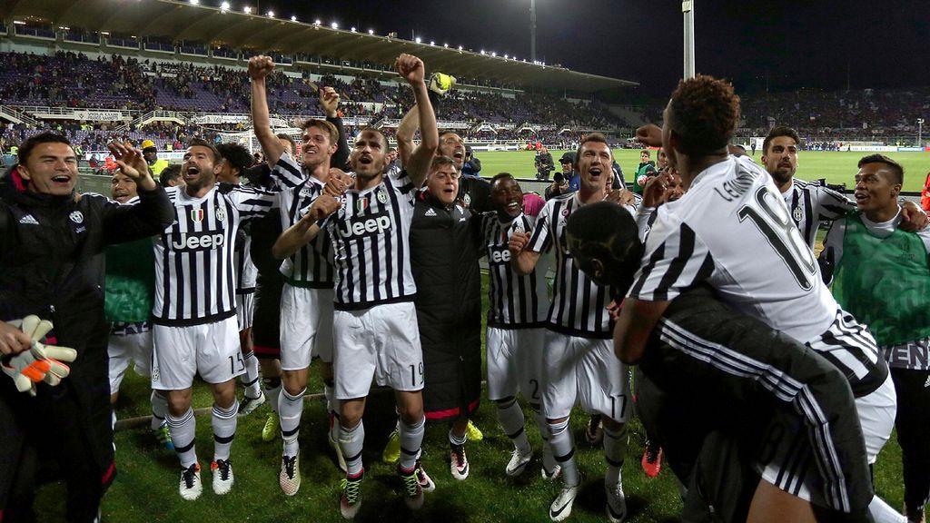 Para Mantan Pemain pun Ikut Rayakan Kesuksesan Bianconeri