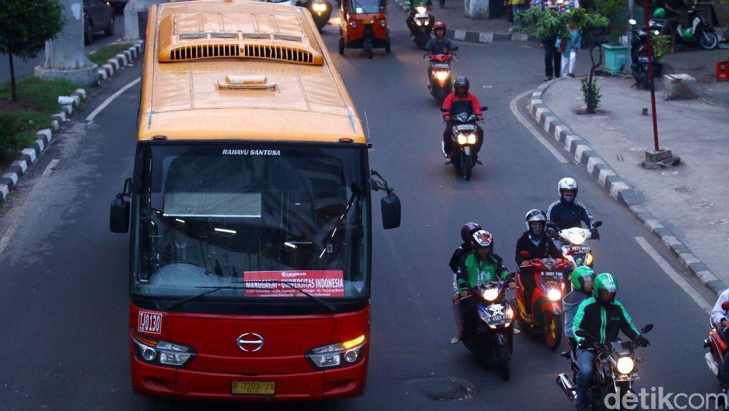 Ahok Menang di MA, Vendor Bus TransJakarta: Kami Tunggu Putusannya