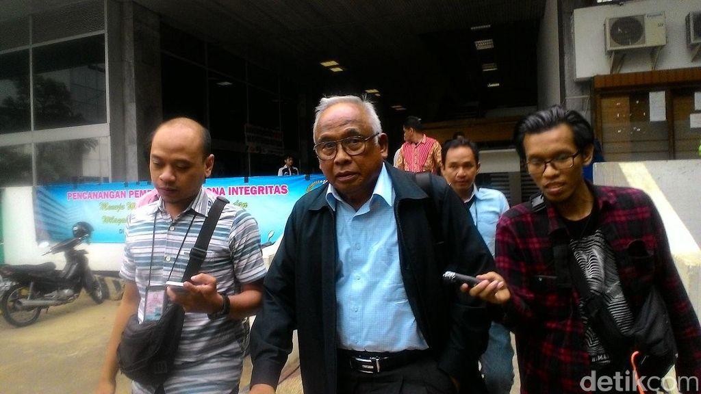 PPP Munculkan Nama Ruki Jadi Penantang Ahok di Pilgub DKI