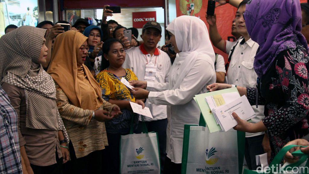 Pemerintah Telah Salurkan Rp 3,19 T ke Seluruh Indonesia Lewat Kartu Sakti PKH