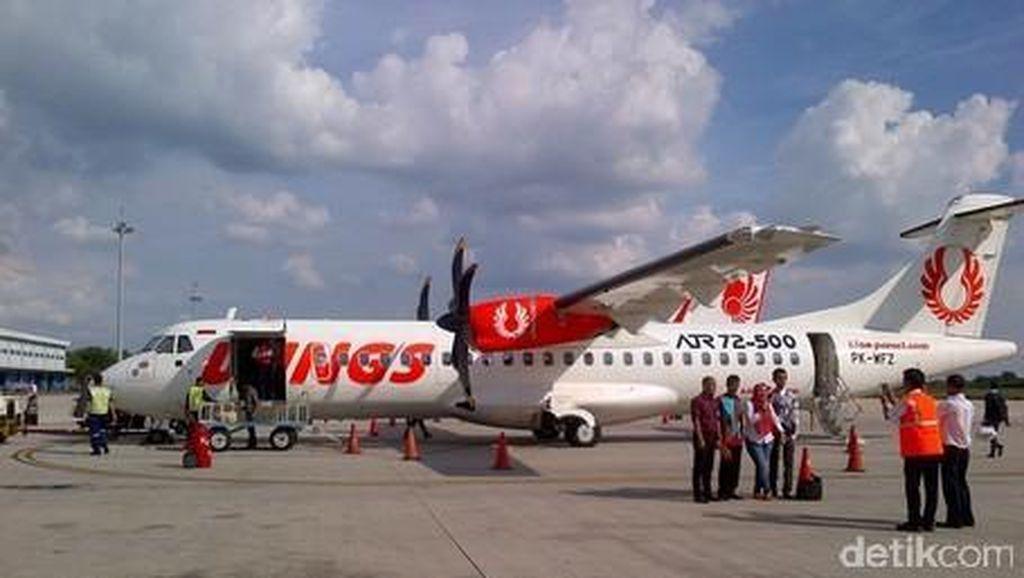 Izin Rute Dicabut Kemenhub, Wings Air Ambon-Dobo Batal Terbang