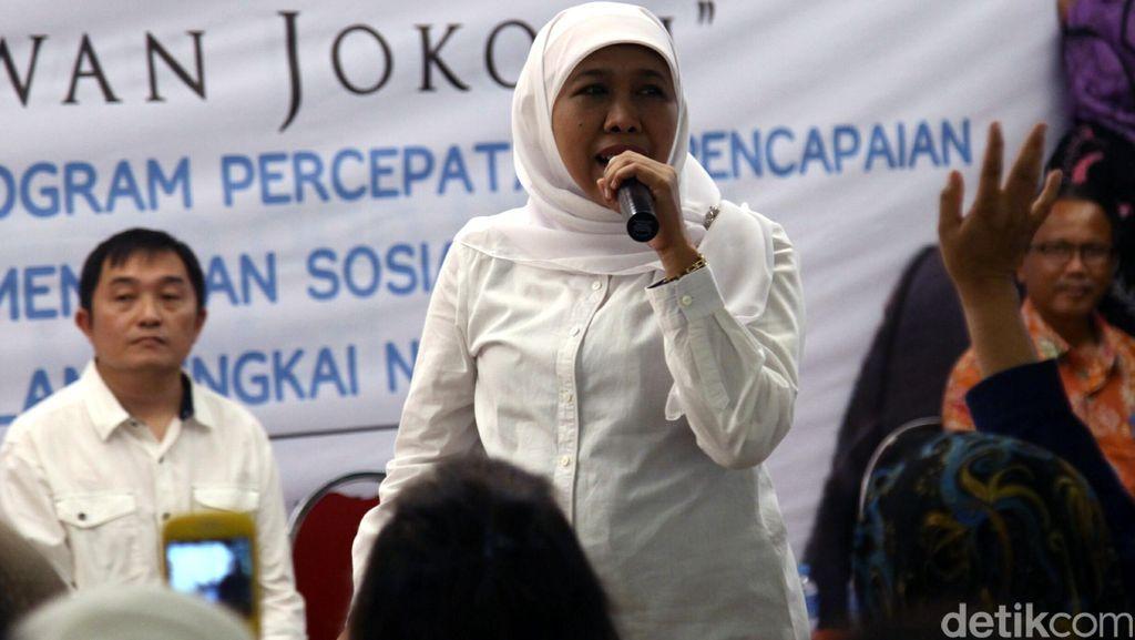 Mensos Temui 12 Pelaku Pemerkosa dan Pembunuh Y di Polres Rejang Lebong Bengkulu