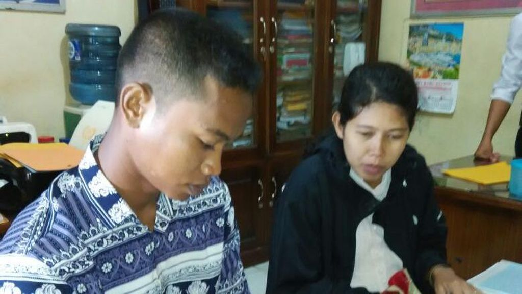 Ini Supriyanto, Satu-satunya Anak Orang Rimba yang Daftar Jadi Polisi