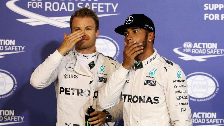 Hamilton Tak Menduga Bisa Dekati Poin Rosberg Secepat Ini
