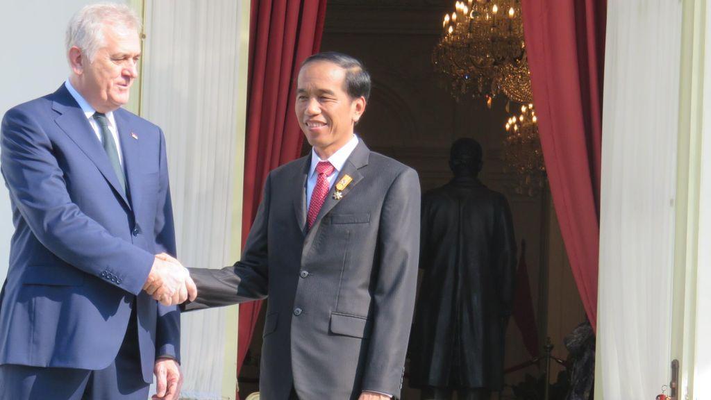 Presiden Serbia: Banyak Kesempatan Kerja Sama Teknologi dengan Indonesia