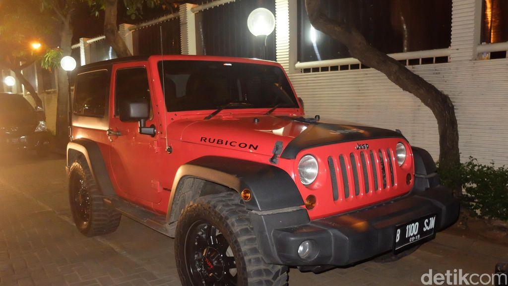 KPK Dalami Unsur Gratifikasi dari Jeep Rubicon Bupati Ojang yang Disita