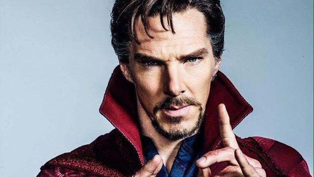 Aksi Benedict Cumberbatch di Trailer Kedua Doctor Strange