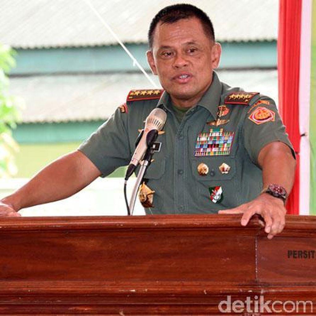 Panglima TNI: Perang ke Depan Adalah Perang Pangan, Lokasinya di Indonesia