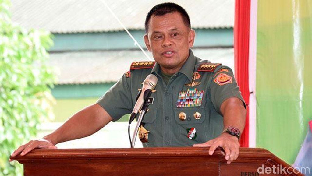 Panglima Jamin Netralitas Prajurit TNI di Pilkada Serentak